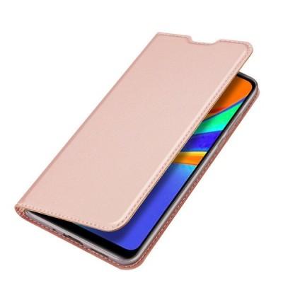 Duxducis SkinPro Flip Θήκη για Xiaomi Redmi 9C- Pink (200-108-396)