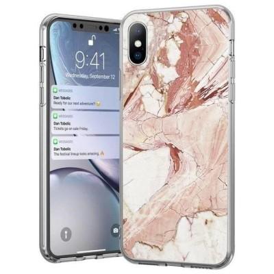 Wozinsky Marble TPU Θήκη Σιλικόνης για Samsung Galaxy A21s - White