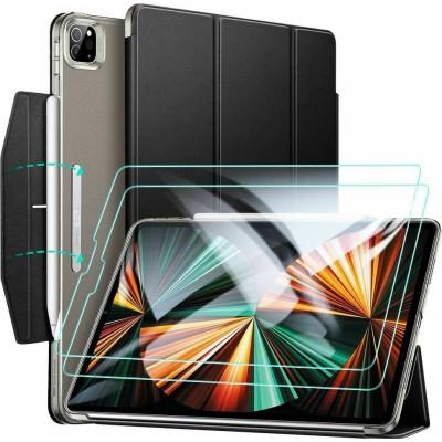ESR Ascend Trifold Θήκη με Υποδοχή Apple Pencil - Apple iPad Pro 12.9'' 2021 - Black (4894240122938)