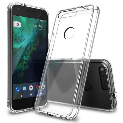 Ringke (Fusion) Διάφανη Θήκη για Google Pixel XL Crystal View