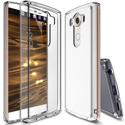 Ringke (Fusion) Διάφανη Θήκη για LG V10 Crystal View