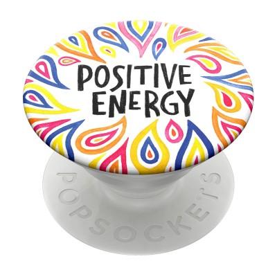 PopSocket Positive Energy - White (801016)