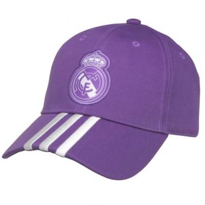 Καπέλο Real Madrid Adidas μωβ - επίσημο προϊόν