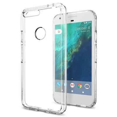Spigen Google Pixel XL Ultra Hybrid Crystal Clear (F15CS20905)