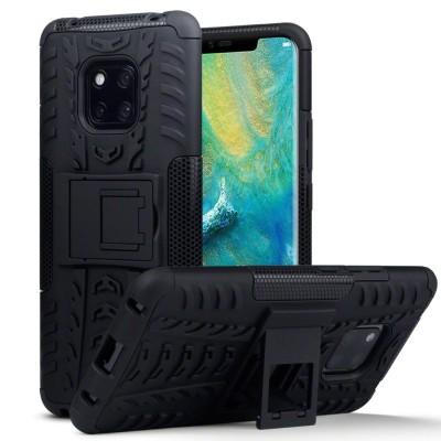 Terrapin Ανθεκτική Θήκη Huawei Mate 20 Pro - Black