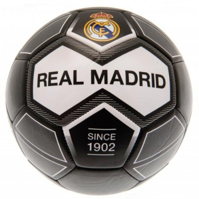 Ποδοσφαιρική Μπάλα Real Madrid Λευκή size 5 - επίσημο προϊόν