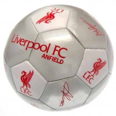 Ποδοσφαιρική Μπάλα Liverpool με υπογραφές παικτών- Επίσημο προϊόν
