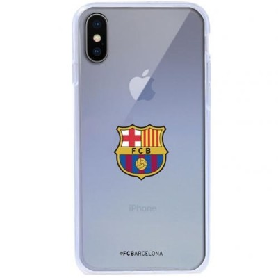 Barcelona Θήκη σιλικόνης για iPhone X - Επίσημο προϊόν