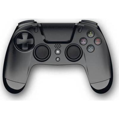 Gioteck Ασύρματο χειριστήριο VX4 Bluetooth ™ για το Playstation ™ 4 – Μαύρο (VX4PS4-21-MU)