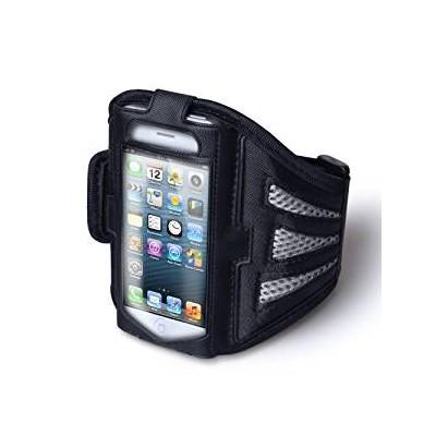 Θήκη Μπράτσου iPhone 5/5S/SE by Yousave Accessories Γκρι