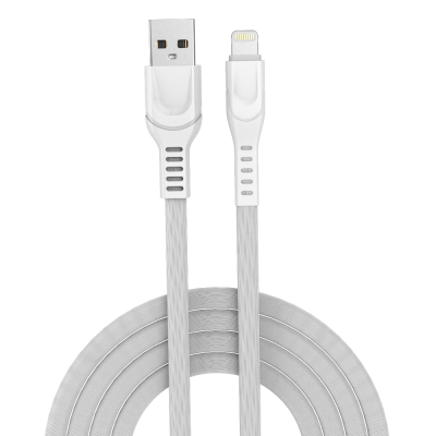 Golf Guardian Flat Cable Lightning > USB 1m White (GC-58i)