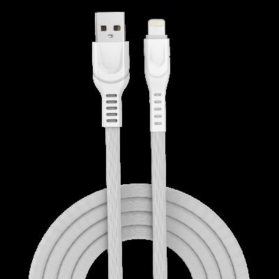 Golf Guardian Flat Cable Lightning > USB 1m White (GC-58i)