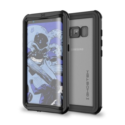 Ghostek Nautical 2 Αδιάβροχη Θήκη Samsung Galaxy S8 Plus - Black
