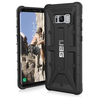 UAG Aνθεκτική Θήκη Pathfinder Samsung Galaxy S8 Plus - Black (GLXS8PLS-A-BK)