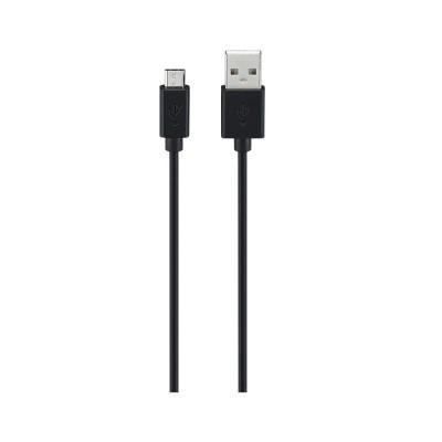 Goji Micro USB Cable 1m Black (GMICBK17C)
