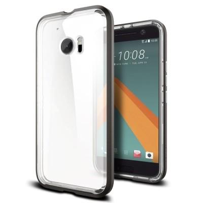 Spigen HTC 10 Neo Hybrid Crystal Gunmetal (H09CS20284)