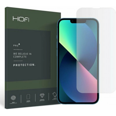 Hofi Premium Pro+ Hybrid Glass - Αντιχαρακτικό Υβριδικό Προστατευτικό Γυαλί Οθόνης - Apple iPhone 13 / 13 Pro (6216990212949)