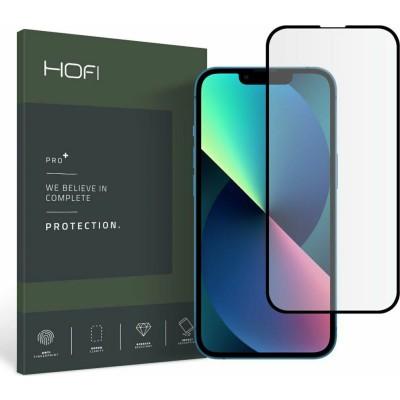 Hofi Premium Pro+ Tempered Glass - Fullface Αντιχαρακτικό Γυαλί Οθόνης - Apple iPhone 13 / 13 Pro - Black (6216990212970)