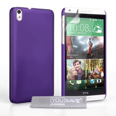 Θήκη για HTC Desire 816 by YouSave μωβ