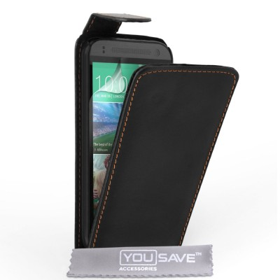 Θήκη για HTC One Mini 2 YouSave Accessories μαύρη