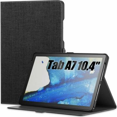 """Infiland Θήκη Crystal Stand Apple iPad Air 4 2020 10.9"""" - Black (0557TBDB-A)"""