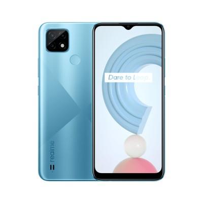 Το νέο Realme C21 θα σας εντυπωσιάσει με τις επιδόσεις του και την εμφάνισή του