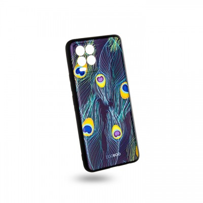 Egoboo Θήκη Ανθεκτική Σιλικόνης Mat Parrot Neon Realme 8/8 Pro (R8DTPUPEAC)