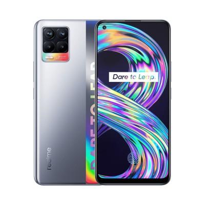 Realme 8 (RMX3085 6/128GB) Silver