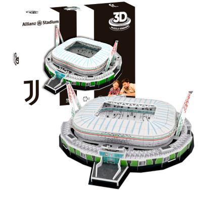 Juventus FC 3D Stadium Puzzle 99 pcs -Επίσημο προϊόν