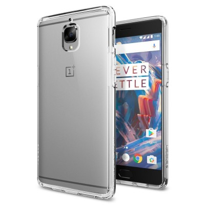 Spigen OnePlus 3 Ultra Hybrid Crystal Clear (K03CS20616)