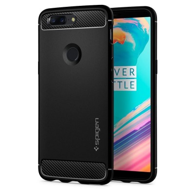 Spigen OnePlus 5T Rugged Armor Black (K05CS22712)
