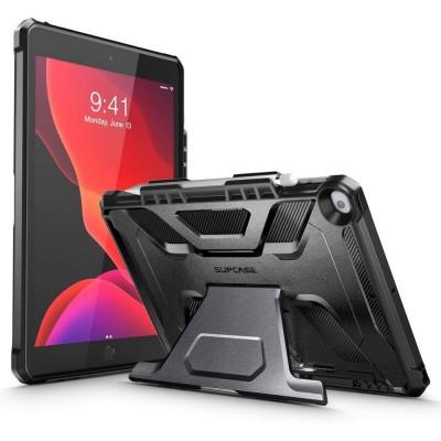 """Supcase Ανθεκτική Θήκη Unicorn Beetle Rugged iPad 10.2"""" 2019 - Black"""