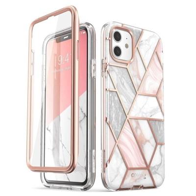 Supcase i-Blason Ανθεκτική Θήκη Cosmo iPhone 11 - Marble (KD191226)