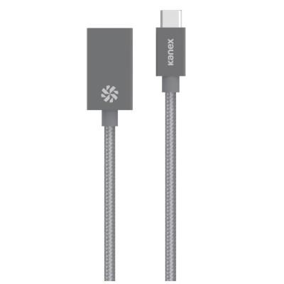 Kanex USB-C 3 > USB-A Female 21cm Gold (KU3CAPV1-GD)