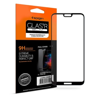 Spigen Huawei P20 Lite Screen Protector GLAS.tR FC (L22GL23069)