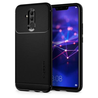 Spigen Huawei Mate 20 Lite Rugged Armor Black (L35CS25065)