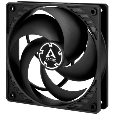 Arctic F12 Silent Case Fan - 120mm case fan with low speed - Black Color