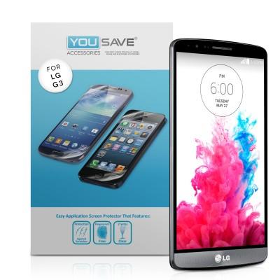 Μεμβράνη Προστασίας Οθόνης για LG G3