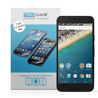 Μεμβράνη Προστασίας Οθόνης για LG Nexus 5X