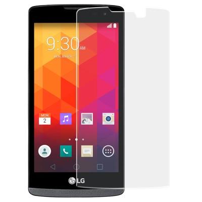 Tempered Glass - Αντιχαρακτικό Γυαλί Οθόνης για LG Leon