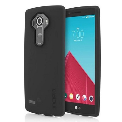 Incipio LG G4 NGP Case Translucent Black (LGE-269-FBK)