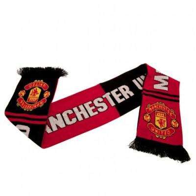 Κασκόλ Manchester United F.C -Επίσημο προϊόν