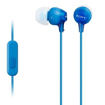 Sony Aκουστικά Handsfree MDREX15AP - Blue (MDREX15APLI.CE7)