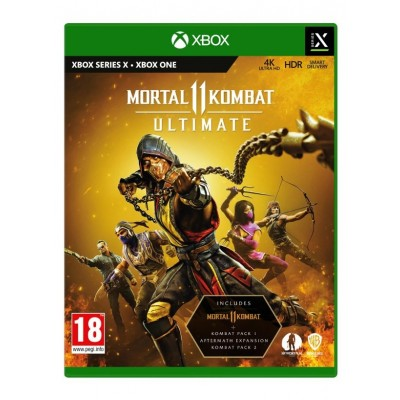Mortal Kombat 11 Ultimate Edition Xone / XSX