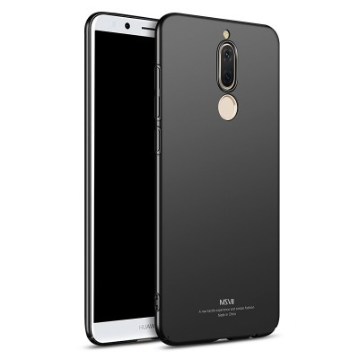 MSVII Σκληρή Θήκη PC Huawei Mate 10 Lite - Black (R2-05a)