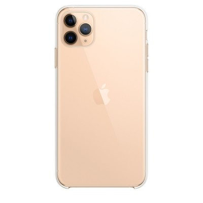 Official Apple Cover - Σκληρή Θήκη iPhone 11 Pro Max - Clear (MX0H2ZM/A)