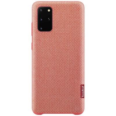 Official Samsung Kvadrat Σκληρή Θήκη Samsung Galaxy S20 Plus - Red (EF-XG985FREGEU)