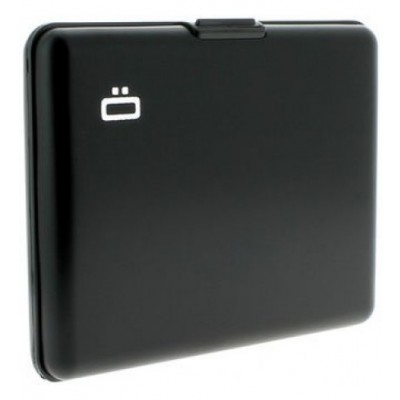 Ögon θήκη καρτών-πορτοφόλι με RFID protection - Stockholm Big Black