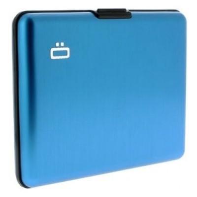 Ögon θήκη καρτών-πορτοφόλι με RFID protection - Stockholm Blue