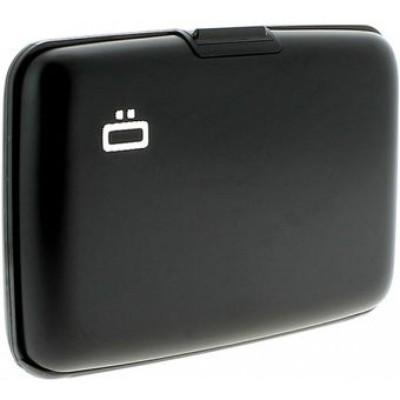 Ögon θήκη καρτών-πορτοφόλι με RFID protection - Stockholm Black
